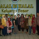 Halal Bihalal Keluarga Besar PPRBM Prof.Dr. Soeharso YPAC Nasional