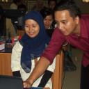 Training Teknologi Informasi YPAC Palembang dan YPAC Pangkal Pinang