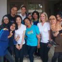 Sekolah Khusus Autisme Mitra Ananda Menerima 3 Volunter  Dari Universitas Alberta Kanada