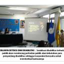 Komunitas Kampus Universitas Prof.Dr. Moestopo (BERAGAMA)  Siap Membantu YPAC Nasional