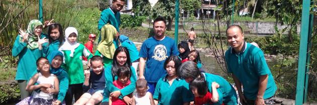 Mitra Ananda – Autism Center Selenggarakan Kegiatan Out Bond