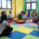 Pelatihan Okupasi Terapi – Sensori Integrasi Untuk Terapis Mitra Ananda oleh Miyoko Matsumoto