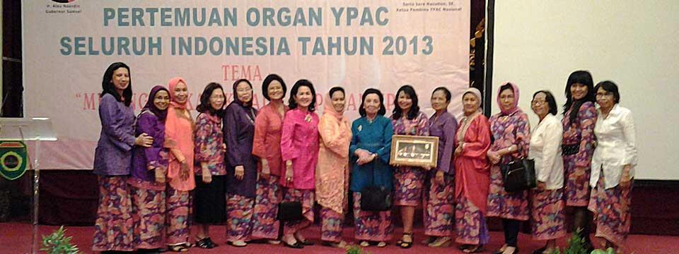 Pertemuan YPAC Nasional
