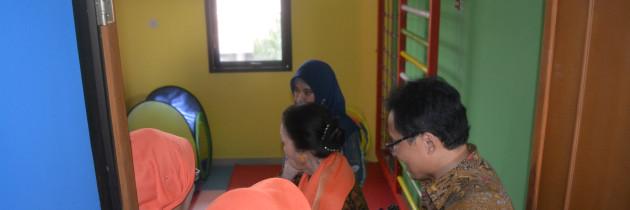 Peresmian Gedung Autis Center YPAC Nasional Di Colomadu,Karanganyar