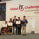 EMPAT REMAJA DISABILITAS INDONESIA MERAIH TIGA MEDALI GITC 2017 – GLOBAL INFORMATION TECHNOLOGY COMPETITION DI HANOI – VIETNAM