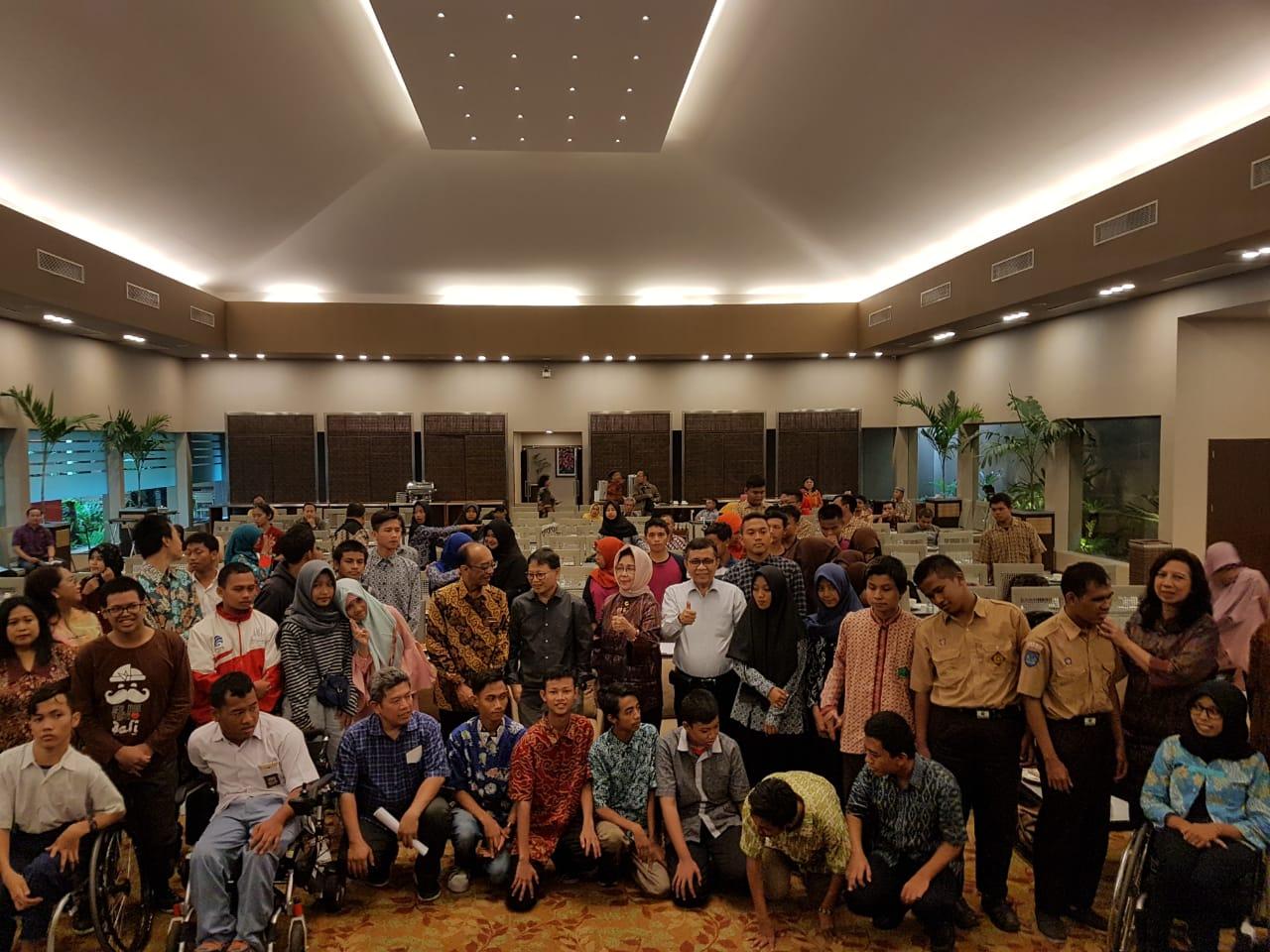 Peserta Bimtek Yogyakarta