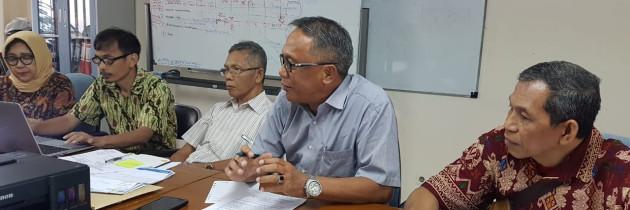 Rapat Persiapan Pertemuan YPAC Se Indonesia di YPAC Nasional