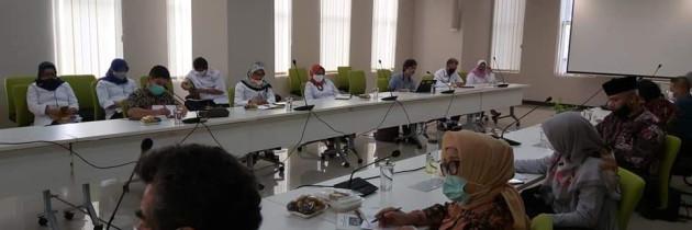 Pertemuan Perdana YPAC dengan Menteri Pemberdayaan Perempuan dan Perlindungan Anak di Era Pandemi COVID-19