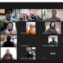 Virtual Meeting YPAC Nasional dengan Unit Kerja PPRBM
