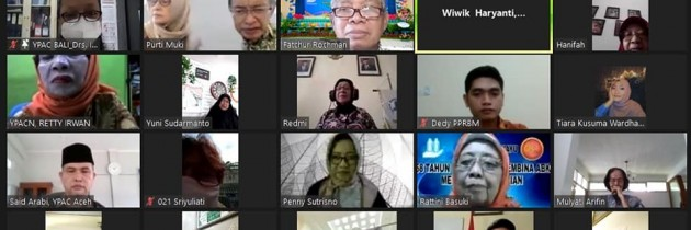Peringatan ke-68 Tahun YPAC secara Virtual